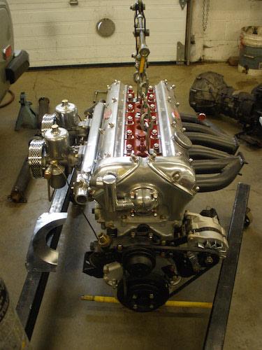 Jaguar Engine Coolant